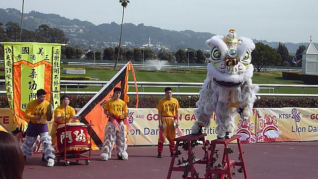 Yau Kung Moon Lion Dance