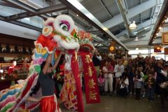 2011 Oxbow Market Chinese New Year Performance
